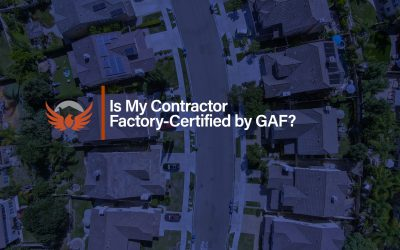 Is My Contractor Factory-Certified by GAF?