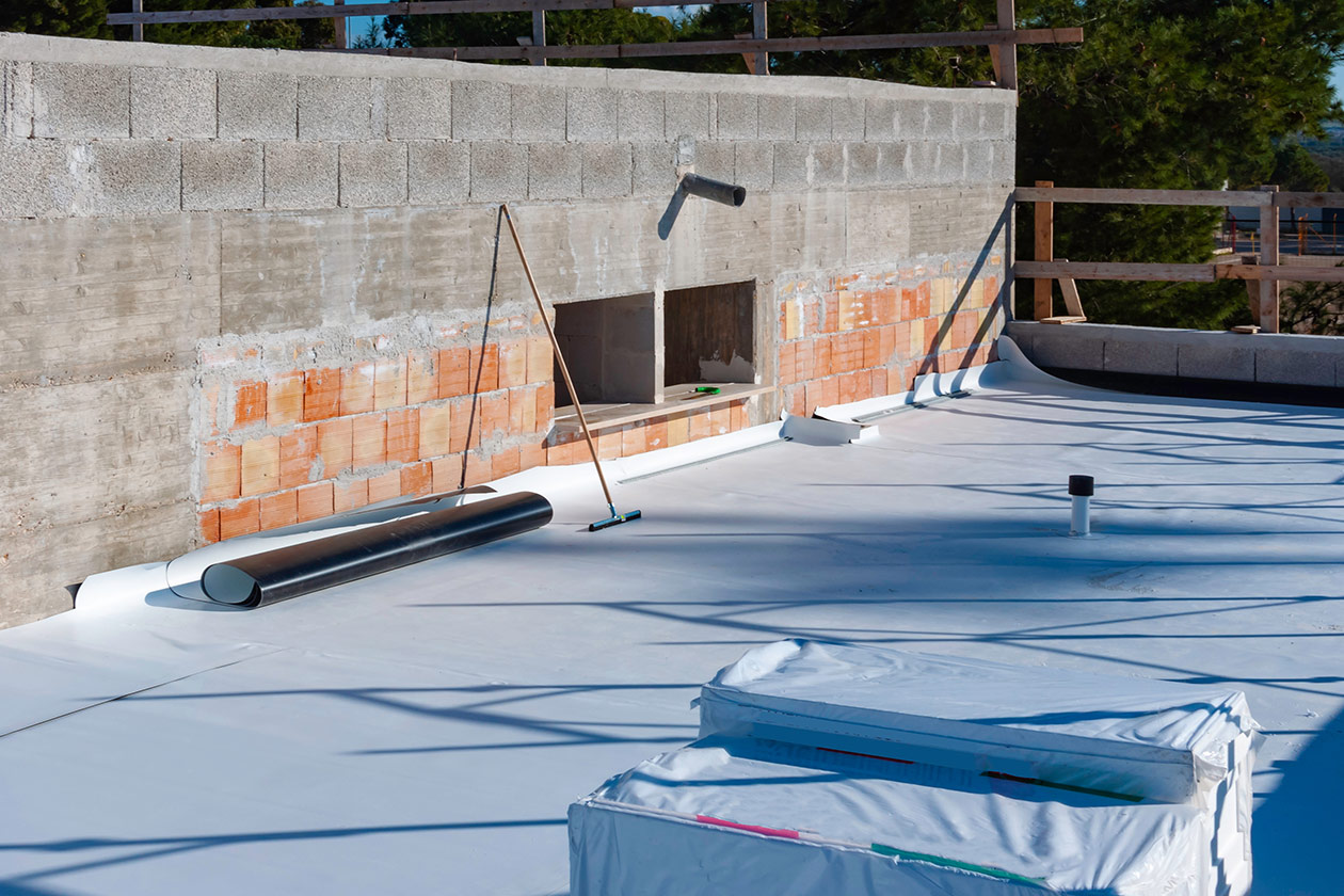 roofing tpo commercial supplies