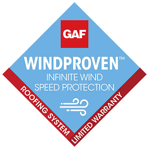 GAF WINDPROVEN™ Protection